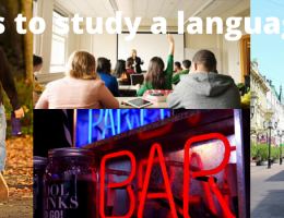 10 reasons to study a language abroad