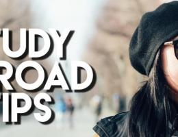 10 Tips to Prepare for Studying Abroad