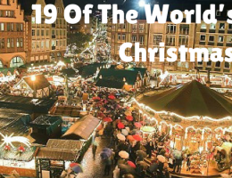 Cheaper to Book Now - World's Most Magical Christmas Towns