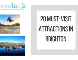 20 Must-Visit Attractions in Brighton