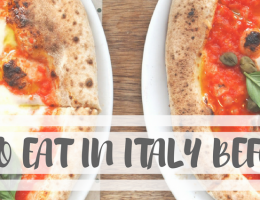 20 Pizzas to Eat in Italy Before You Die