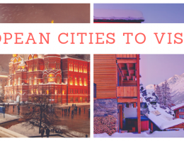 25 BEST EUROPEAN CITIES TO VISIT IN WINTER (UNTIL MARCH 2019) - Part 2: 11 to 25