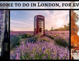 52 Things To Do In London In 52 Weeks