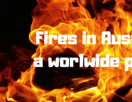 Australia fires: Misleading maps and pictures go viral.