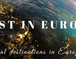 BEST IN EUROPE: The essential destinations in Europe this year