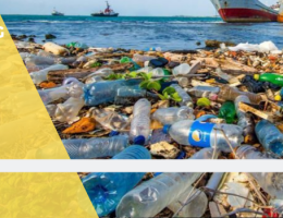 Countries Putting The Most Plastic Waste Into The Oceans