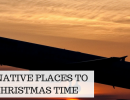 Five great places to visit during Christmas time