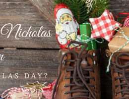 The German St Nicholas Tradition- What is St Nicholas Day?