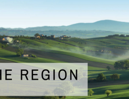 ITALY: The Marche region is unique one in the world!