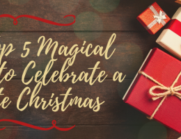 The Top 5 Magical Places to Celebrate a White Christmas