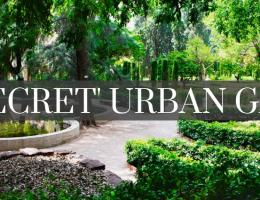 The world's best 'secret' urban gardens