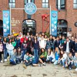 Junior excursion to Beatles Story